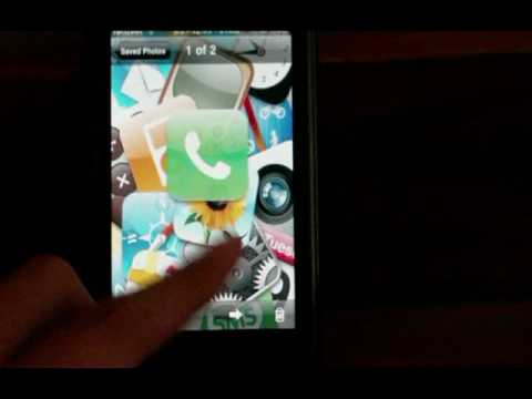 HOW TO: get awesome wallpapers on ipod touch and iphone