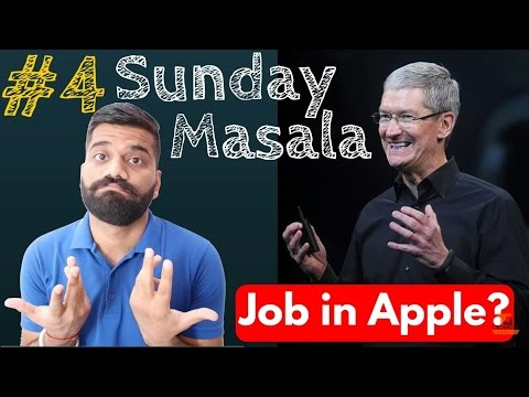 Technical Guruji Tips for Engineering Students & Job in Apple.