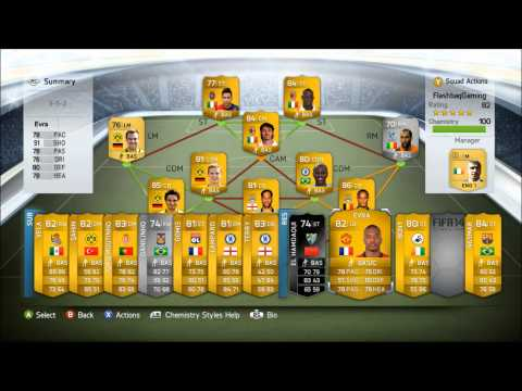 Fifa 14 ultimate team - Pack and play ep4