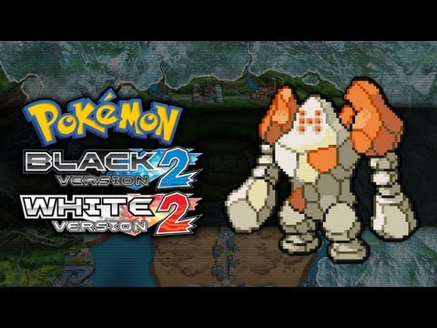 Pokemon Black 2 and White 2 | How To Get Regirock