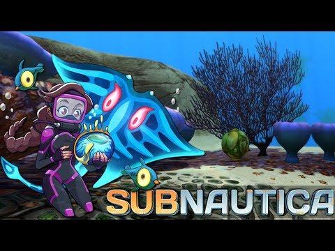 Survival Tastes like Alien Eggs • Subnautica: A Second Dive - Episode #2