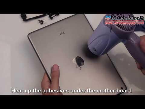iPad Air Disassembly/ Tear Down/ iPad Air Screen Repair