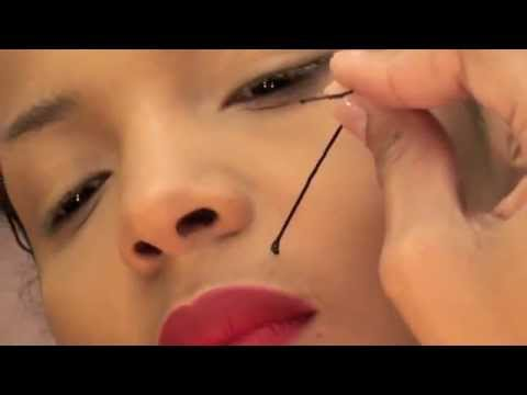 How to: Make a cosmetic mole for extreme makeup looks