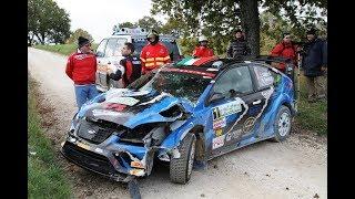 Rally Balcone delle Marche 2017 ( Maximum Attack Pure Sound and Post crash )