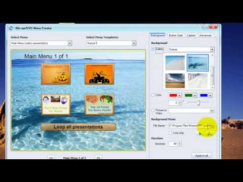 [Tutorial]PowerPoint to DVD - How to Burn PowerPoint into DVD/Blu-ray Disc
