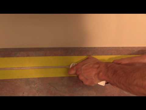 How to Caulk a Counter Top with ColorFlex