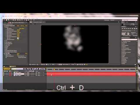 After Effects Tutorial - How To Make Smoke