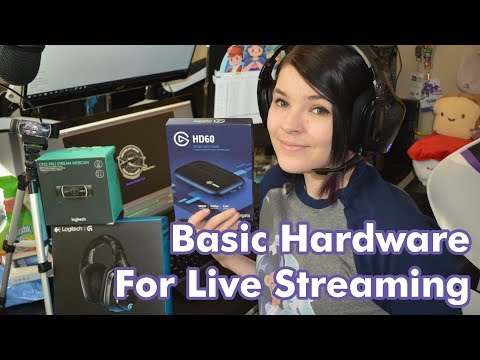 Twitch Streaming Guide #1 - What You Need To Start Today