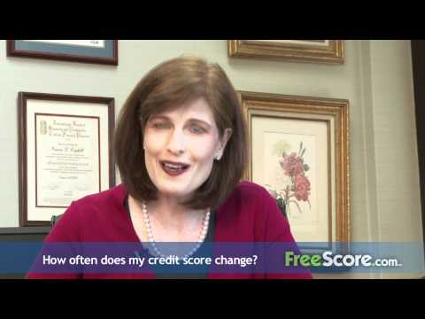 How Often Can Your Credit Score Change By Carrie Coghill