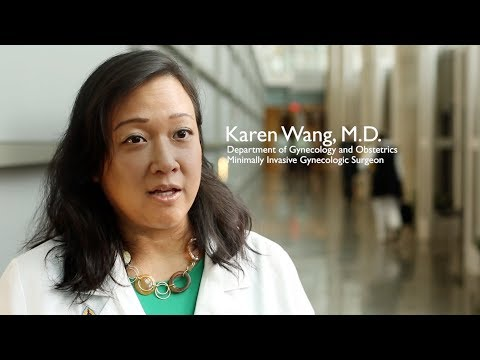 Ovarian Cysts |  Q&A with Dr. Wang