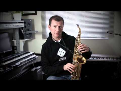 Beginner Saxophone Lesson-Major Scales Introduction