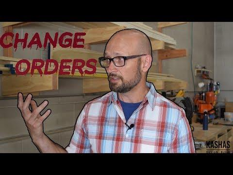 How Do We Handle Change Orders?