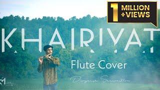KHAIRIYAT Flute Cover / Divyansh Shrivastava/ Sushant Singh Rajput/ Arijit Singh/ Ft : Stephen Frank