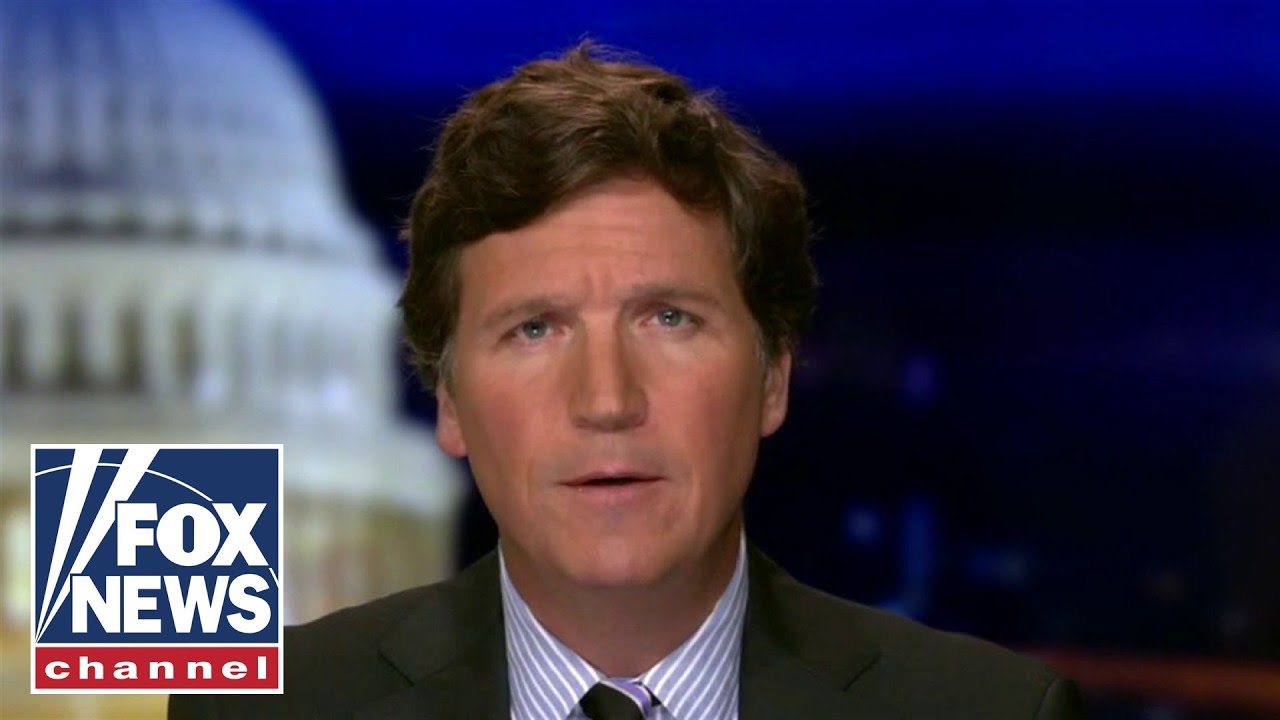 Tucker: Democratic Party is planning a war on half of America