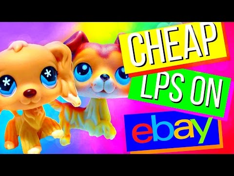 How To Get Cheap LPS on eBay | Tips and Tricks for Buying Rare Littlest Pet Shops