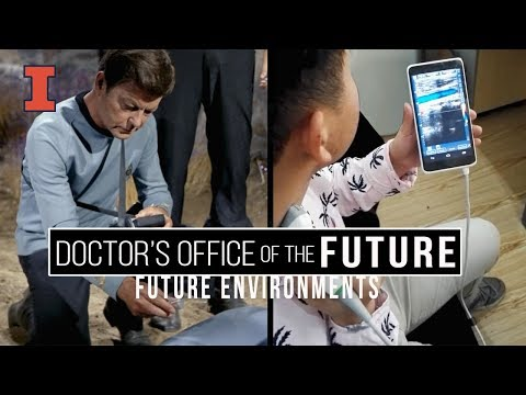 Future Environments: Doctor's Office of the Future