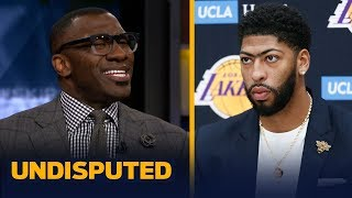 Shannon Sharpe says Lakers win projections are