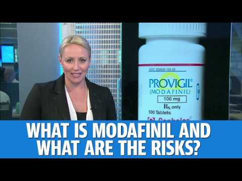 What is Modafinil and what are the risks?