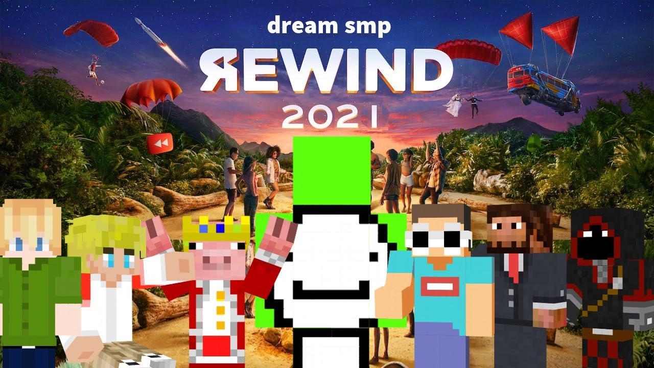 dream smp 2021 Rewind (100k SPECIAL!)