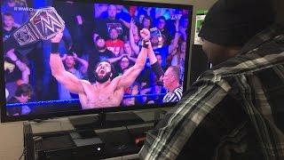 Jinder Mahal WINS WWE Title Backlash 2017 REACTION    LETS TALK