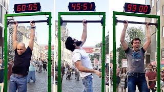 If You Can Hang for 100 Seconds, You'll Win $100...