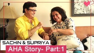 Ashi Hi Aashiqui | AHA Story Episode Finale | ft. Sachin Pilgaonkar & Supriya Pilgaonkar | Part 1