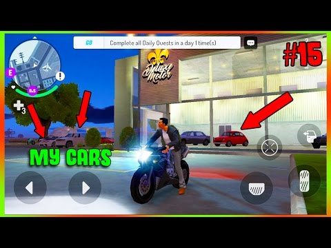 NO LIFE #15 - BUYING THE VEHICLE SHOWROOM | Gangstar New Orleans