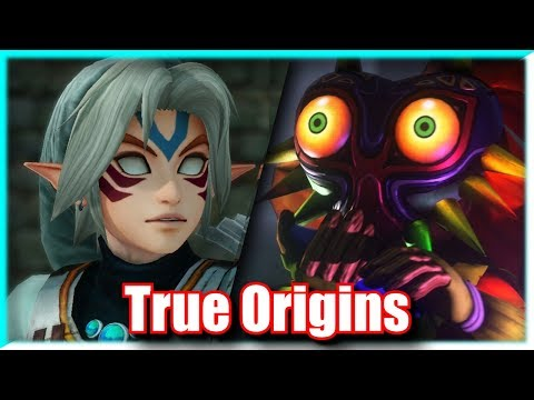 Fierce Deity & Majora's Mask Origins | Zelda Theory