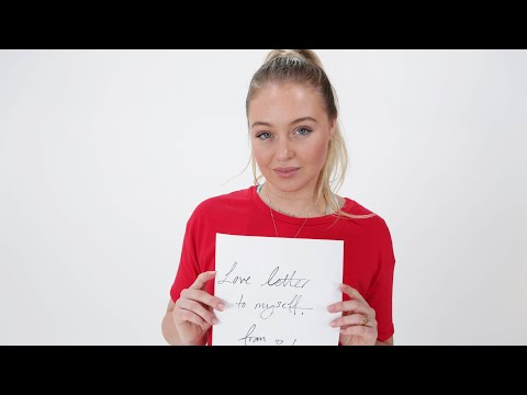 Love Letter To Myself With Iskra Lawrence