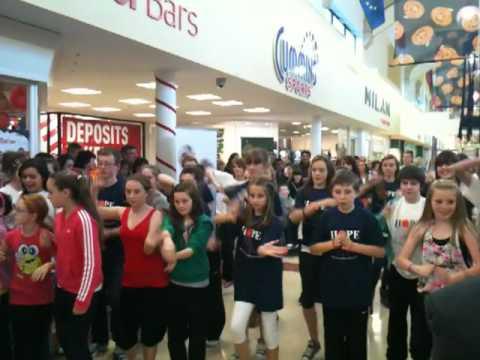 Flashmob Blackpool Cork