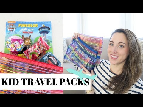 Travel   Kid Travel Packs - Affordable & Fun Busy Bags!
