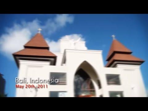 Catholic Wedding in Bali | Nelia & Frank | Bali Wedding Butler