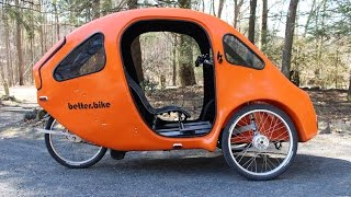 Introducing the PEBL: A Vehicle for a Sustainable Future.