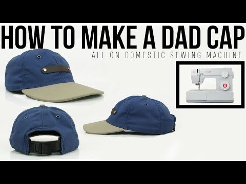 How to Make a Dad Hat