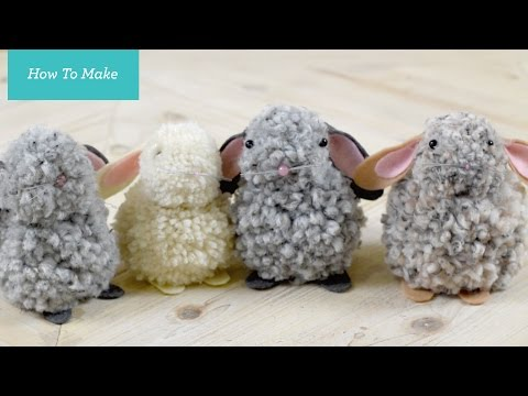 Pom Pom Bunnies | How To