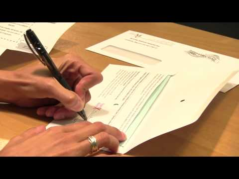 How to Vote Absentee in Missoula County