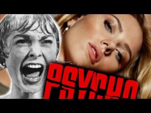 Scarlett GETS NAKED for Psycho!