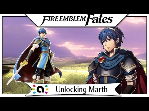Fire Emblem Fates - How To Unlock Marth & EXCLUSIVE Accessories With Amiibo! [Tips & Tricks]