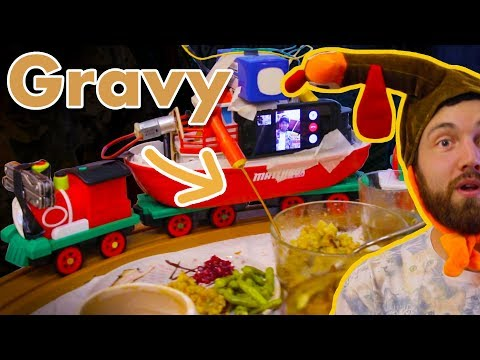 I Invented a Real Gravy Train