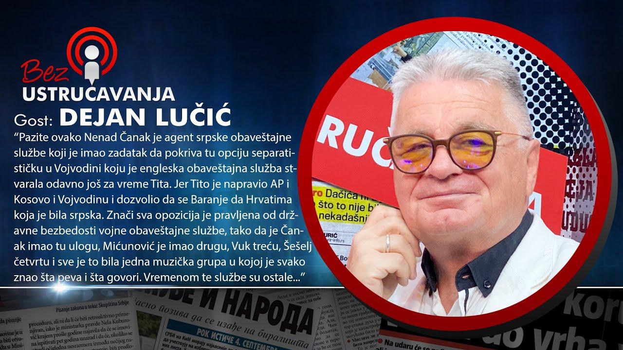 BEZ USTRUČAVANJA - Dejan Lučić: Angelu Merkel je doveo Soroš na vlast, ali ona je ruski agent!