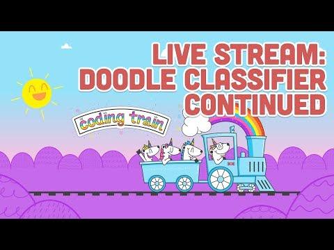 Live Stream #123.2: Doodle Classifier Continued