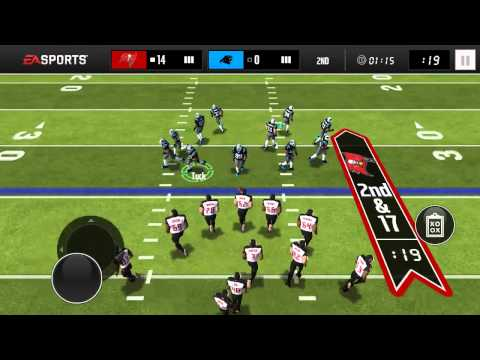 Steve Smith Sr. And the hall of fame- Madden mobile pack opening and gameplay