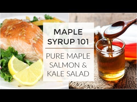 Maple Syrup 101 | Everything You Need To Know + A Pure Maple Inspired Dinner