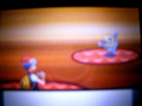 Catching Feebas Pokemon Diamond