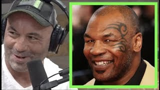 Joe Rogan   Mike Tyson Says He Smokes $40K Worth of Weed a Month