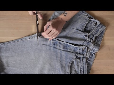 How to Make the Perfect Cut-Off Shorts | Levi's®