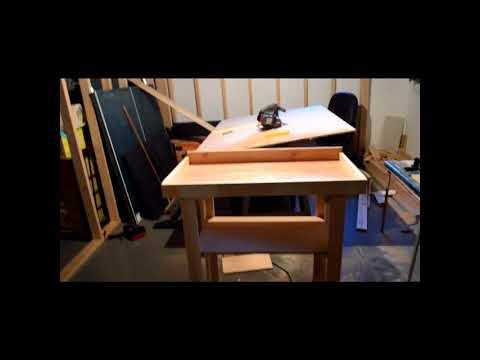 Do it yourself Changing Table Build - Homemade for under $50