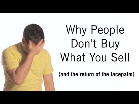 How To Sell A Product Online: The #1 Reason Why People Don't Buy