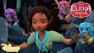 elena of avalor rise of the sorceress trailer