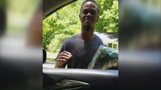 Special Ed Teacher Surprises Teen with Cap and Gown to Tell Him He's Graduating